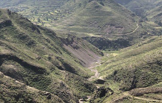صور رائعة من جبال درمان - اليمن