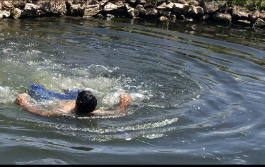 فيديو رائع لبركة ماء في ريف ذي عملان - اليمن